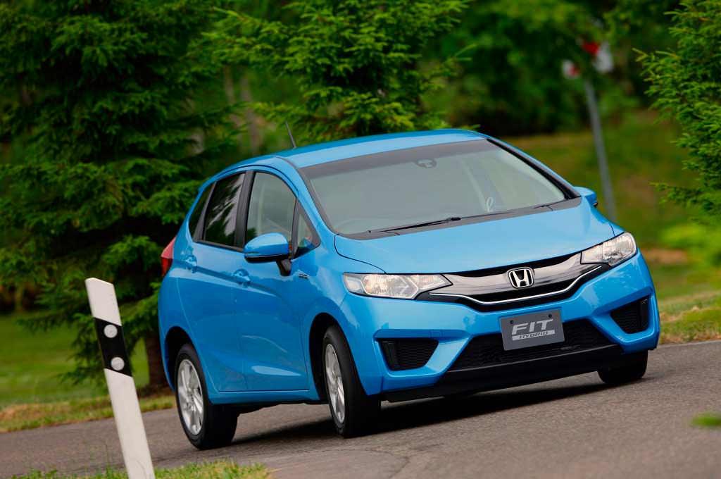 Автомобиль года в Японии: #2 Honda Fit