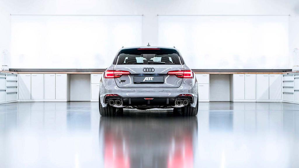 Тюнингованная Audi RS4-R от ABT Sportsline