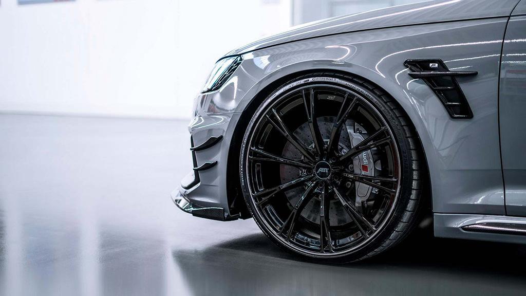21-дюймовые колесные диски Audi RS4-R от ABT Sportsline