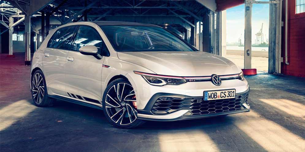 Новый Volkswagen Golf GTI Clubsport VIII официально   фото, инфо