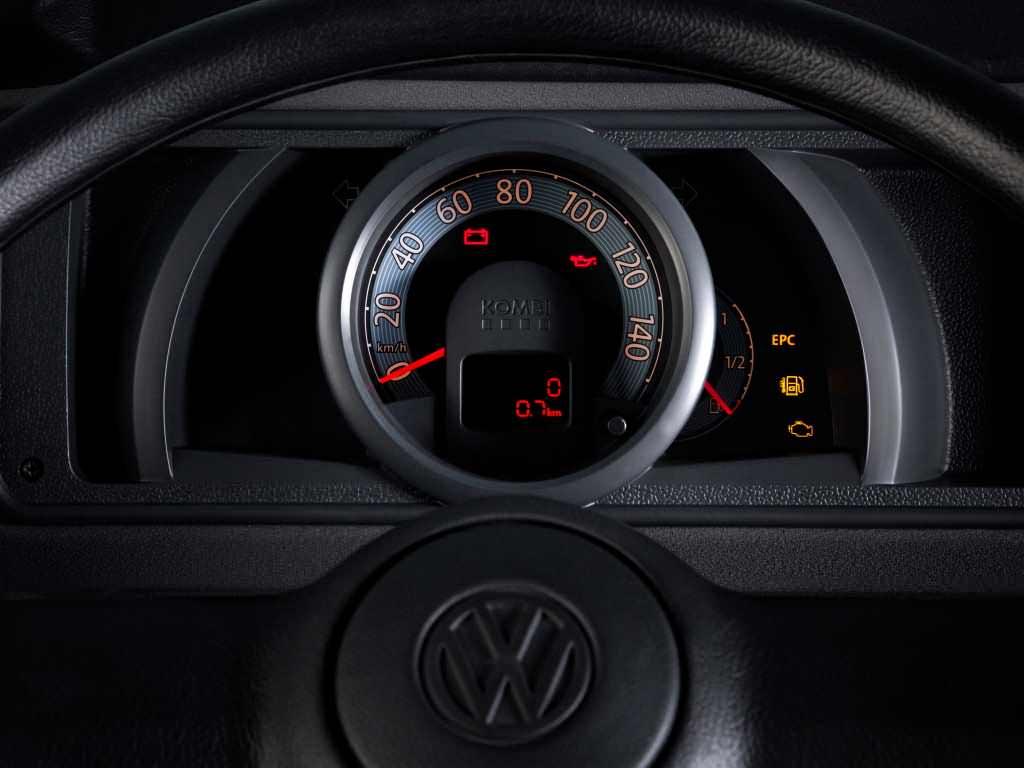 Приборная панель Volkswagen T2 Kombi