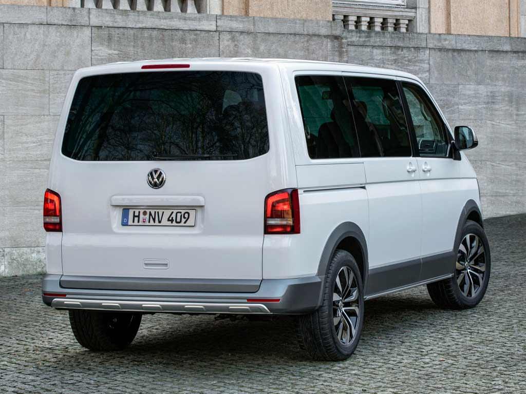 Volkswagen Multivan Alltrack T5