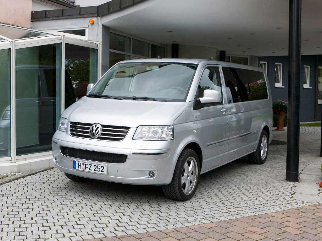 Фото | Фольксваген Мультивэн Бизнес Т5. 2011 модельный год
