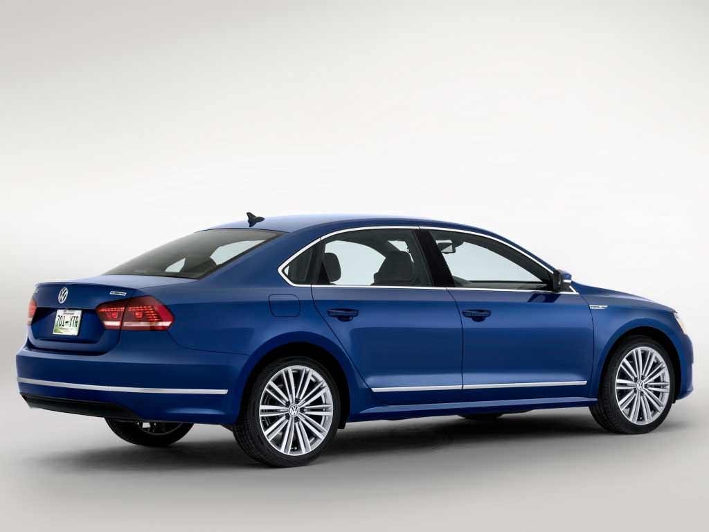 Самый экономный Volkswagen Passat BlueMotion