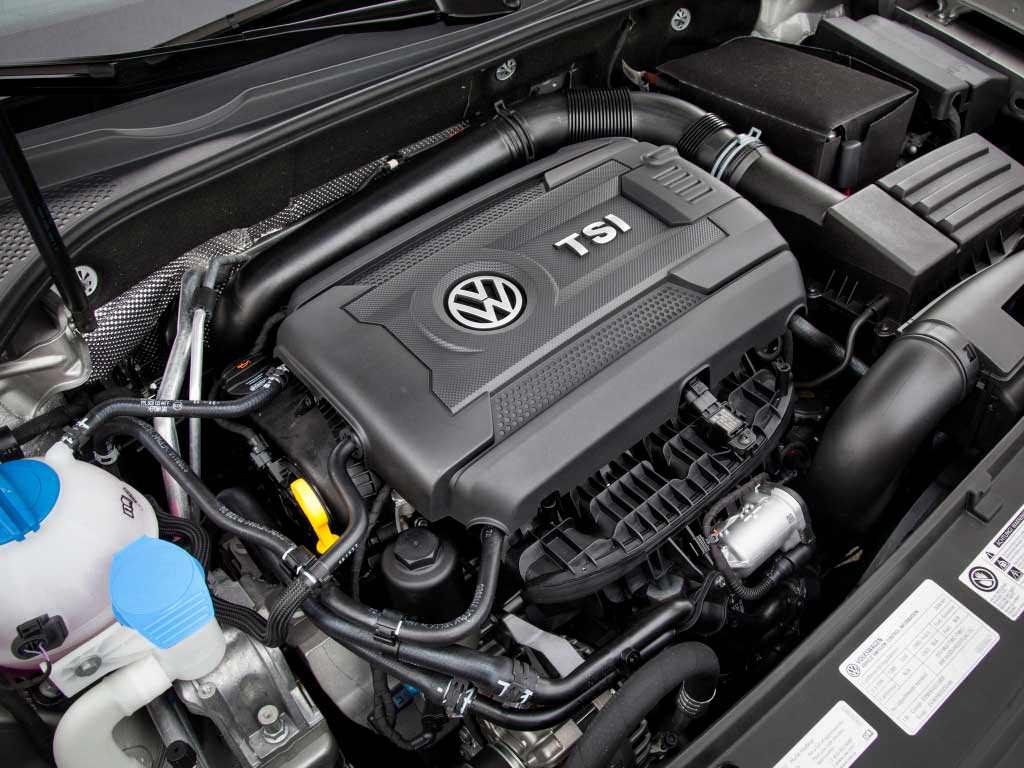 Двигатель EA888 1.8 TSI