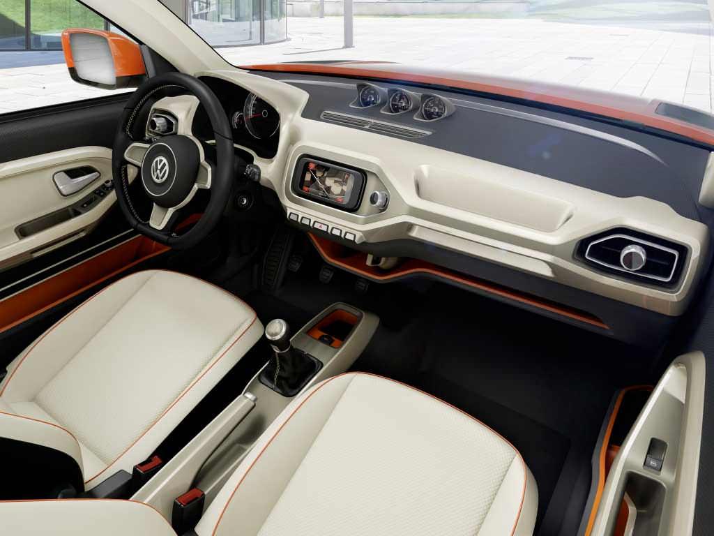 Фото внутри Volkswagen Taigun