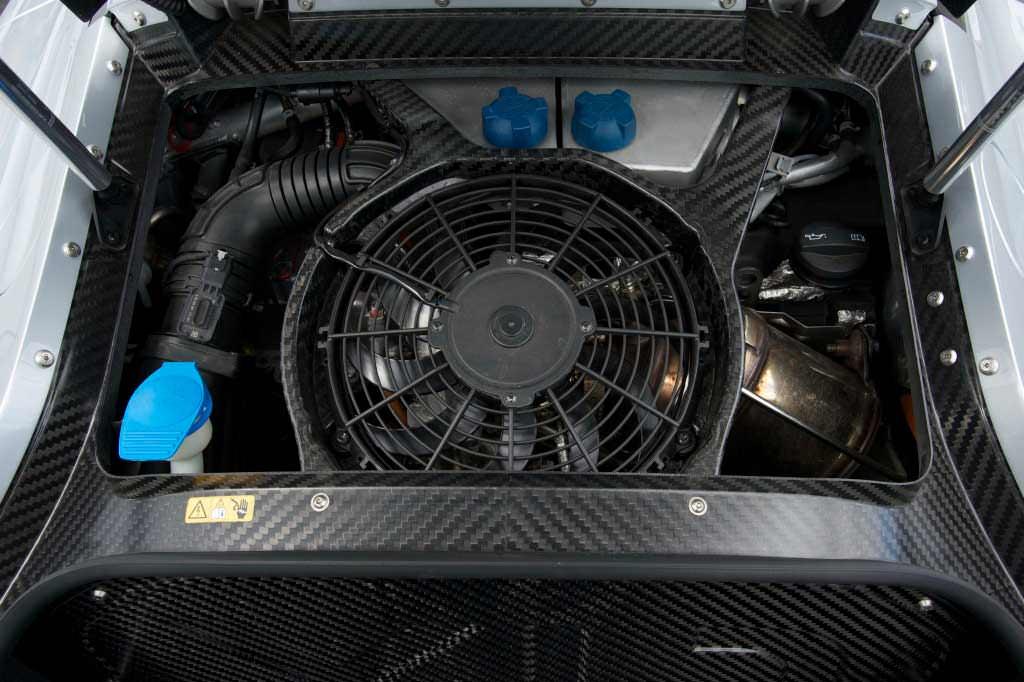 Двигатель Volkswagen XL1 на 800 куб. см