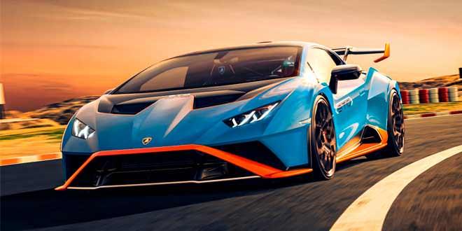 Новый Lamborghini Huracan STO заменил старый Performante   фото