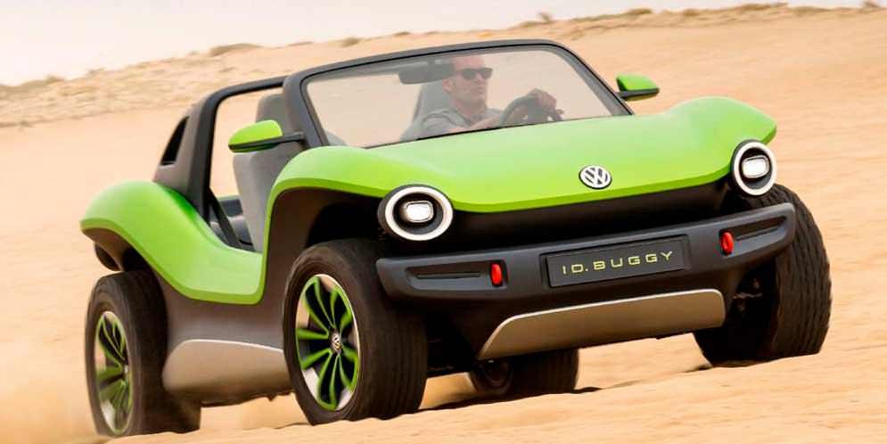 Volkswagen передумал выпускать серийный электро-багги