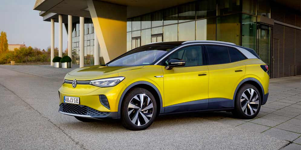 Volkswagen ID.4 1st Edition уже в продаже, известна цена