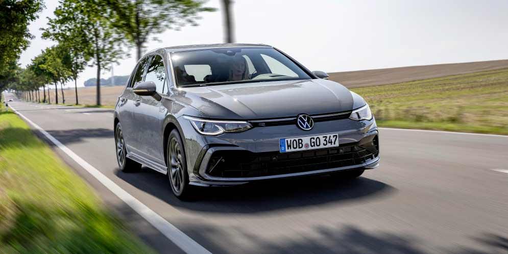 VW Golf — самый продаваемый автомобиль 2020 года в Европе