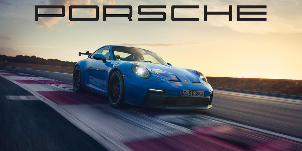 Трековый Porsche 911 GT3 2022 года выкатили официально | фото