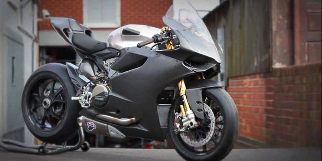 Ducati обещает выпустить сверхлегкий спортбайк к концу 2013 года