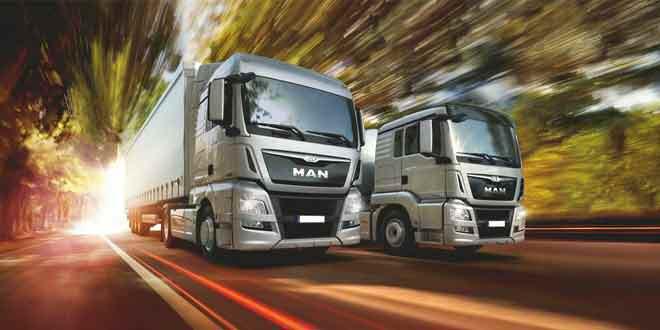 Немецкий технический надзор подтвердил надежность грузовиков MAN