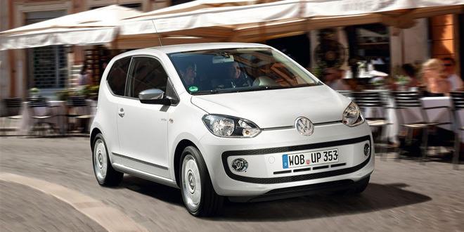 Тест-драйв Volkswagen Up!