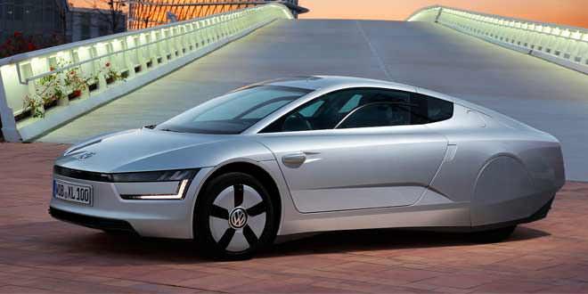 Volkswagen XL1 оказался популярнее чем ожидалось