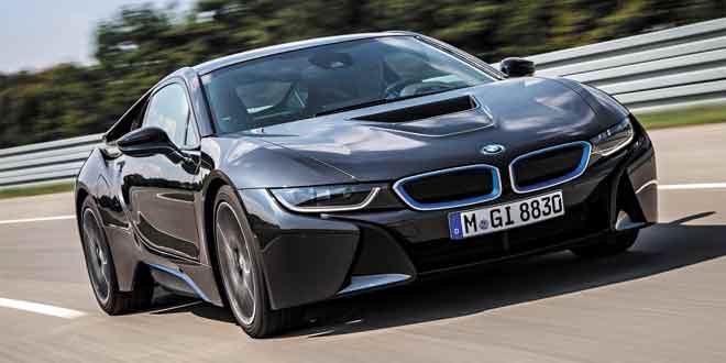 Хороший старт. BMW продала гибридных суперкаров i8 на год вперёд