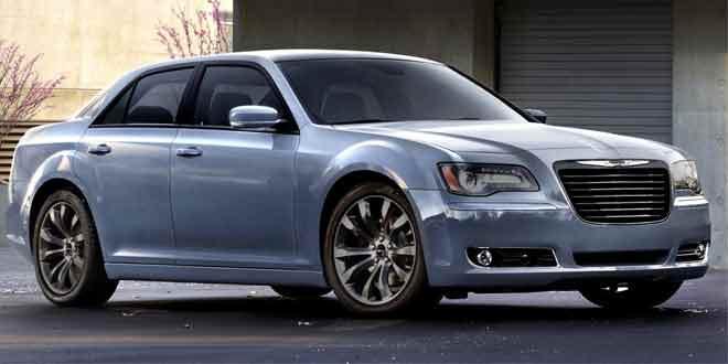Chrysler привезёт в Лос-Анджелес обновлённую версию спортивного седана 300C