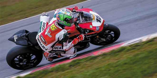 Ducati подписала контракт с Feel Racing