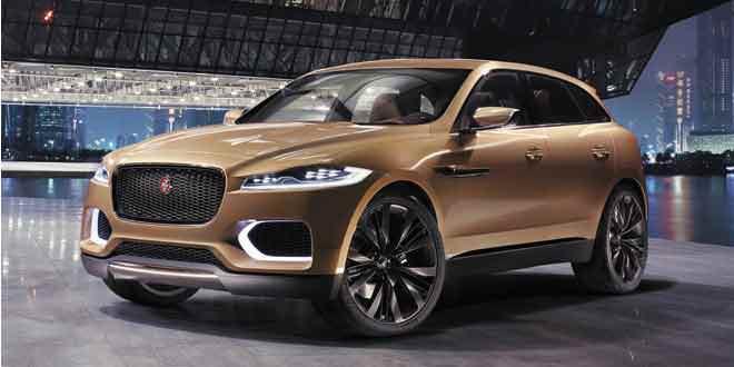 Вышла вторая версия первого кроссовера Jaguar