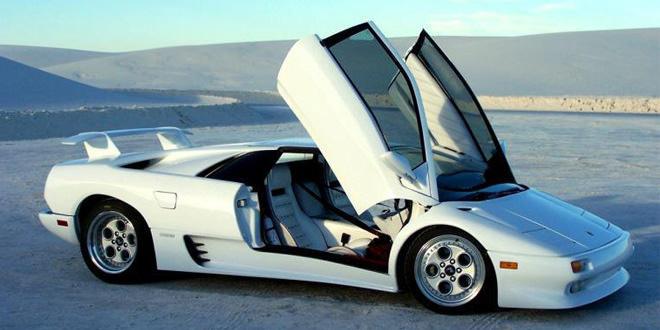 Дьявольски эффектный Lamborghini Diablo
