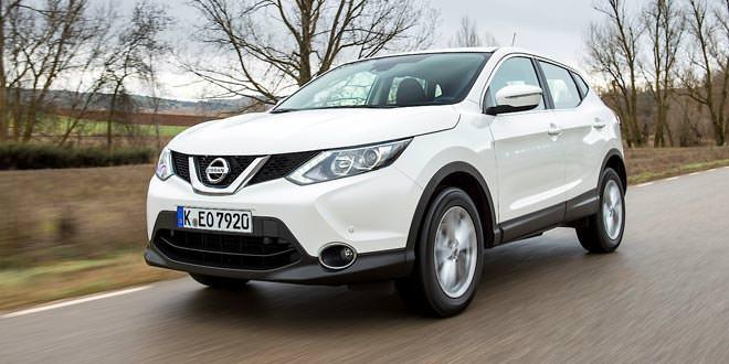 Nissan рассекретил первые официальные снимки второго поколения Qashqai