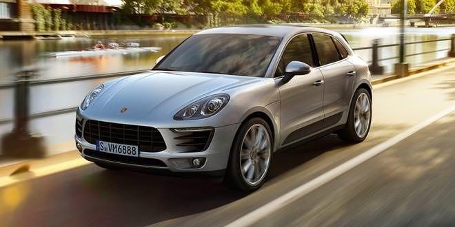 Свершилось! Porsche официально презентовал компактный кроссовер Macan