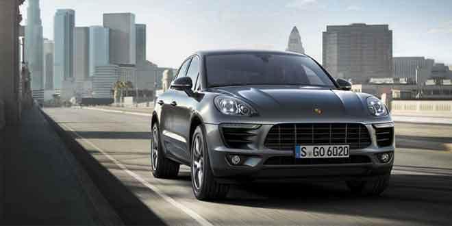 Украинский дилер Porsche принимает заказы на новый компактный кроссовер Macan