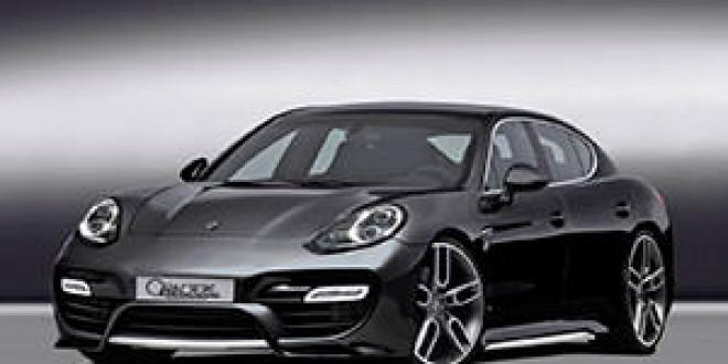 Тюнинг-ателье Caractere Exclusive доработало Porsche Panamera