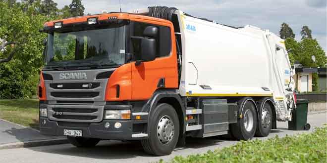 Scania показала свои грузовики на выставке WASMA 2013