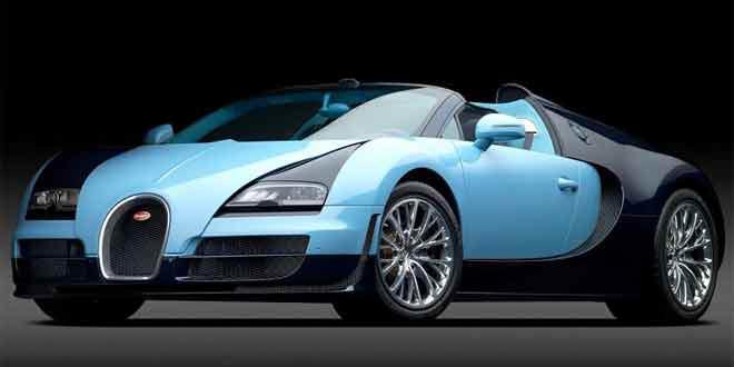 Продан 400-й Bugatti Veyron