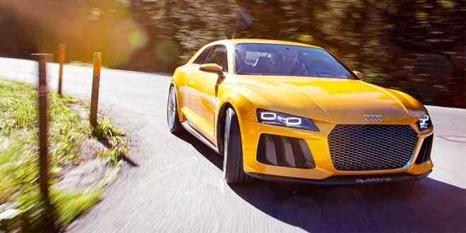 Серийную Audi Sport quattro построят на шасси от A6