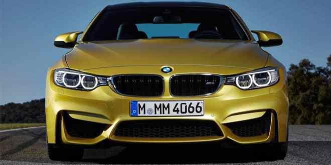 Компания BMW запатентовала четырехдверную 4-series