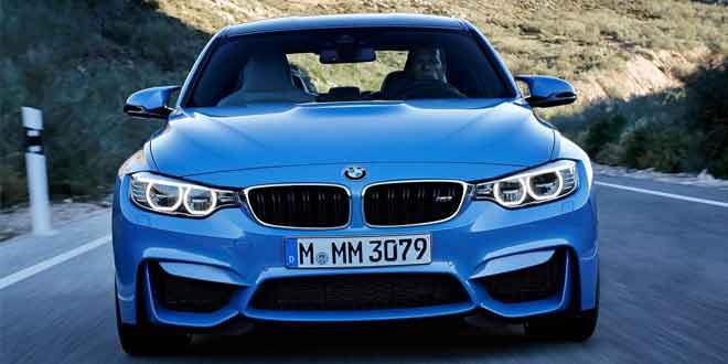 Первые фотографии BMW M3, M4 нового поколения