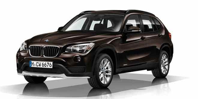 Обновление BMW X1 на 2014 модельный год
