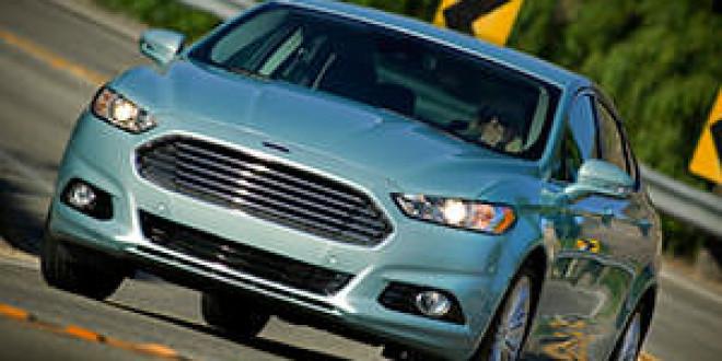 Ford начал дорожные тесты гибрида Fusion с автопилотом