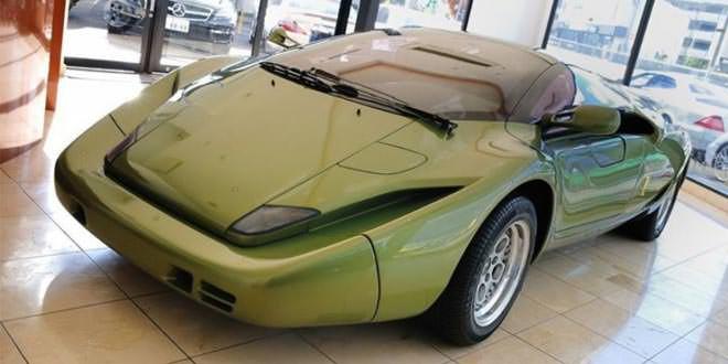Редчайший Lamborghini Sogna уйдёт с молотка