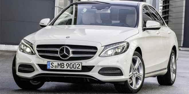 Первая информация о новом Mercedes C-Class в версии AMG