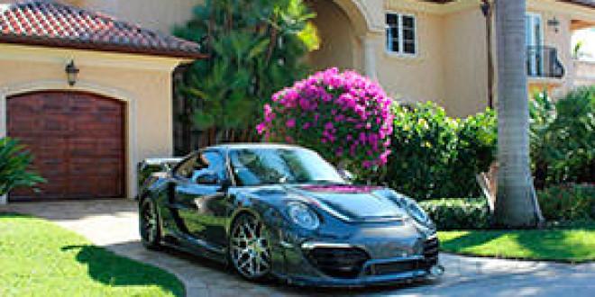 Тюнинг-ателье Anibal Automotive Design выкатило на всеобщее обозрение Porsche 911 Attack