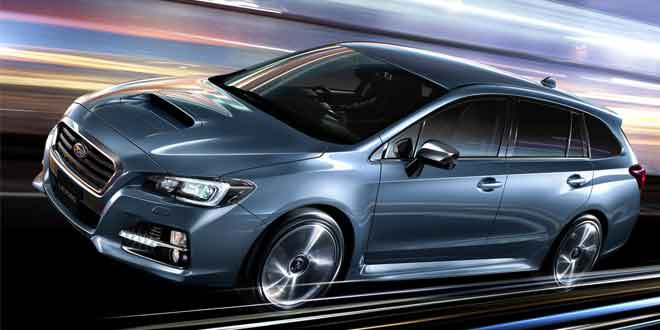 Серийный универсал Subaru Levorg получит пять версий