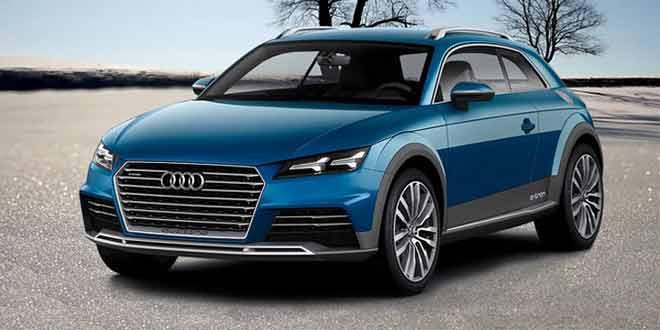 Известна информация о силовой установке концепта Audi Allroad Shooting Brake