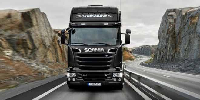 Scania выпускает первые грузовики с биодизелем стандарта Евро 6