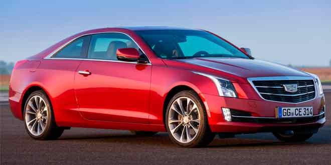 Дебют нового поколения Cadillac ATS Coupe в Детройте