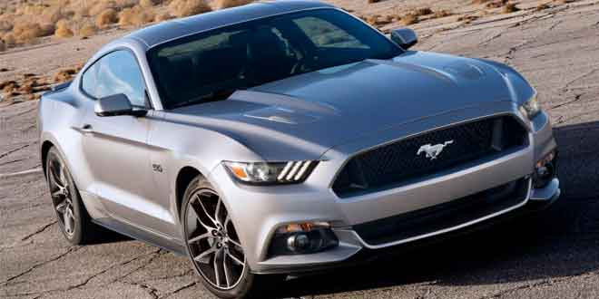 Первый Ford Mustang 2015 модельного года продали в десять раз дороже ожидаемой цены