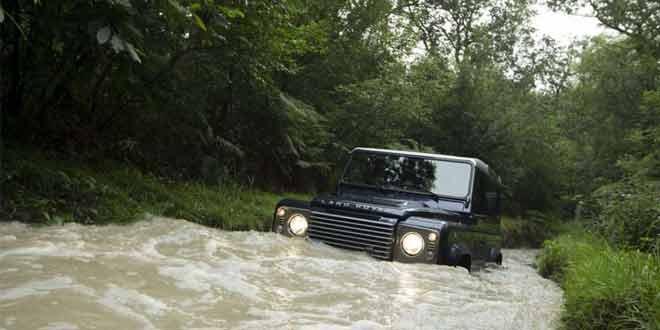 Вышел самый роскошный Land Rover Defender в истории
