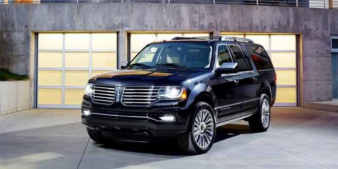 Вышел Lincoln Navigator нового поколения