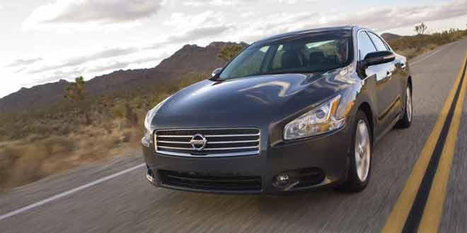 Nissan привезет в Детройт предвесника следующей генерации седана Maxima