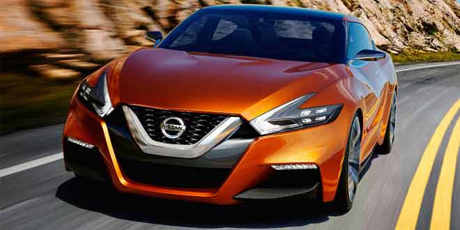 Nissan Sport Sedan Concept заглянул в будущее