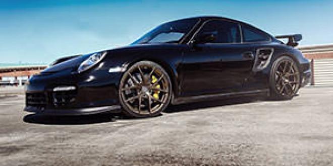 Porsche 911 GT2 (997) в тюнинге от американских мастерских EVS Motors и EVOMSit