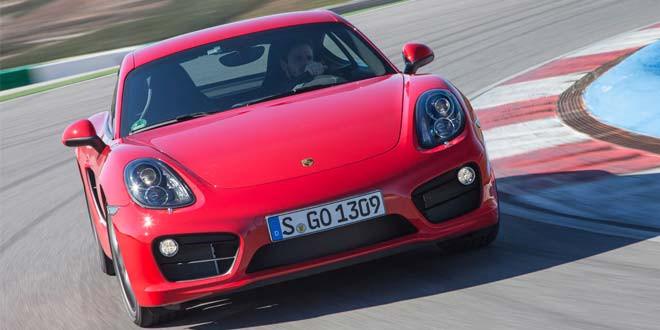 Porsche готовит самые быстрые версии Cayman и Boxster